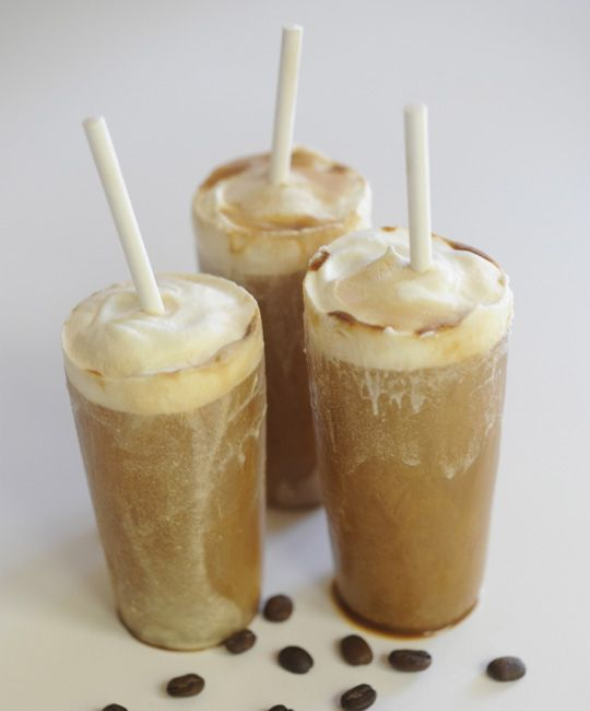 Cappuccino Pops--The perfect pick-me-up