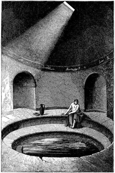Baños Romanos Andalucia:Ancient Roman Baths Pompeii