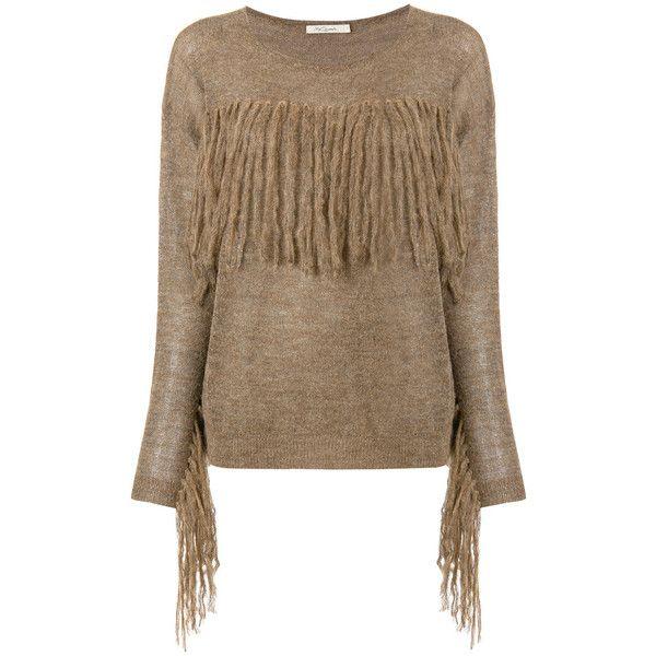25  cute Brown jumpers ideas on Pinterest | Brown fur vest, Winter ...