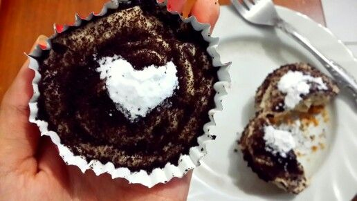 Oreo Chesse CupCake by me! So Gooood!