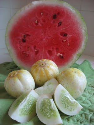 Recipes to Nourish: Watermelon-Cucumber Juice