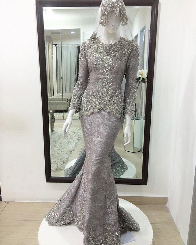 New dress sape minta dusty2 haa Nie haa lawaaaa oiii..disgn fofuler less is more…