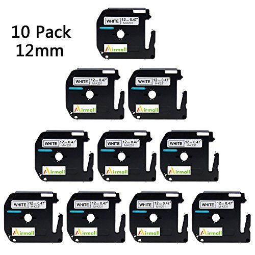 Airmall 10 Pack Compatible Brother P touch Label Tape M23... https://www.amazon.com/dp/B01M5DR5C0/ref=cm_sw_r_pi_dp_x_n1bCzb63PY89M