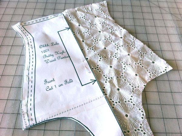 Pedazo Patrón Imposición Cut Pedazo de tela del cordón