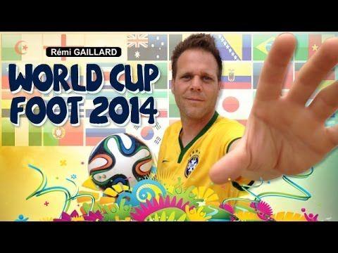 Rémi Gaillard zur Fussball Weltmeisterschaft 2014 - http://www.dravenstales.ch/remi-gaillard-zur-fussball-weltmeisterschaft-2014/
