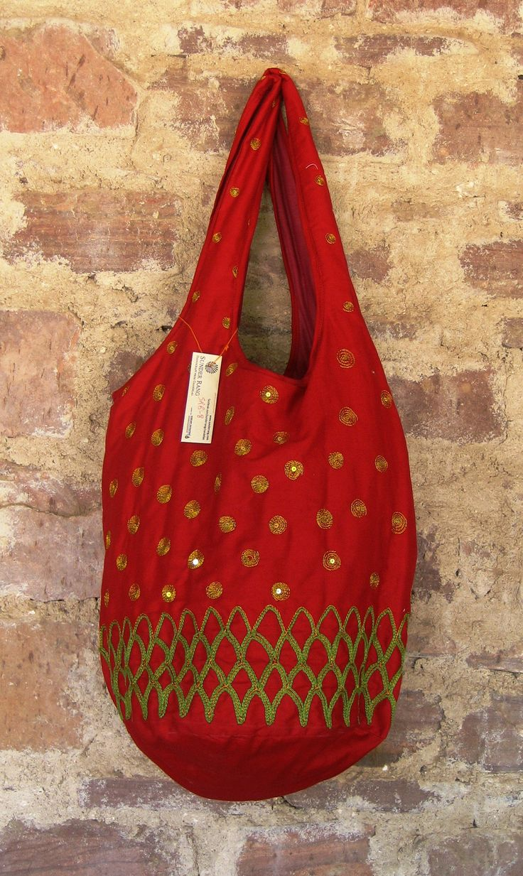 RAJASTHANI BAGS - MADE BY GULAB, NEERU AND DHAAPU