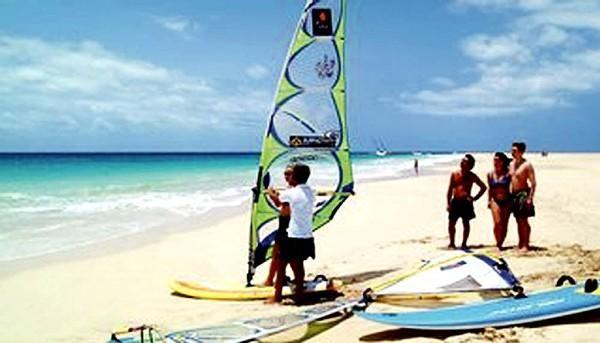Robinson travel | Vila Do Farol, Kapverdy, Sal Santa Maria, 09.06.16, All inclusive