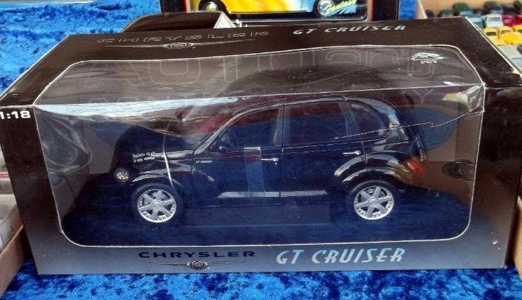 Modellauto Chrysler GT Cruiser Maßstab 1:18 in OVP