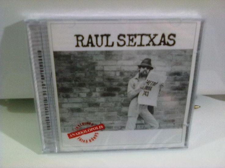 cd Raul Seixas Metro linha 743 lacrado preço 39,99 mmalzone@gmail.com