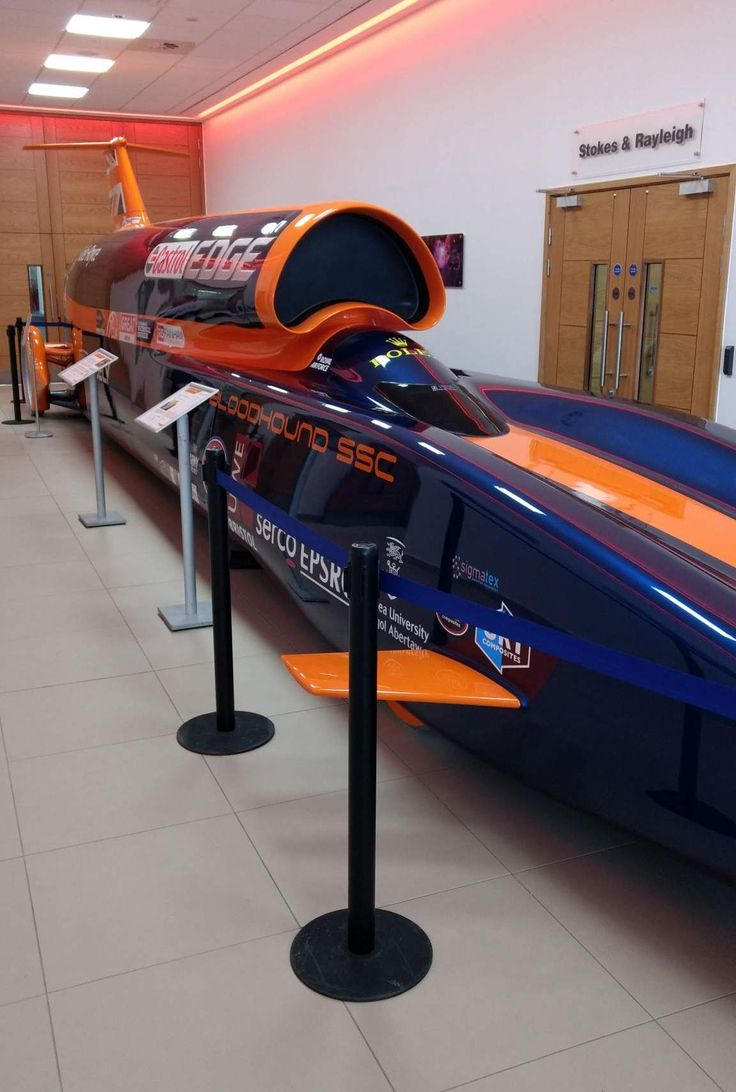 A Closer Look At The Bloodhound Ssc Visiting The Renishaw Innovation Centre 3d Printing Industry 3d Printing Industry Innovation Centre 3d Printing