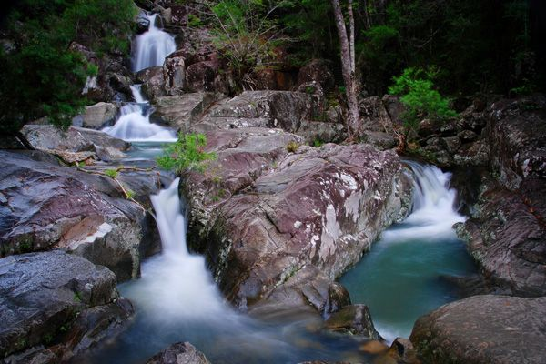 Crystal Cascades, Cairns Australia