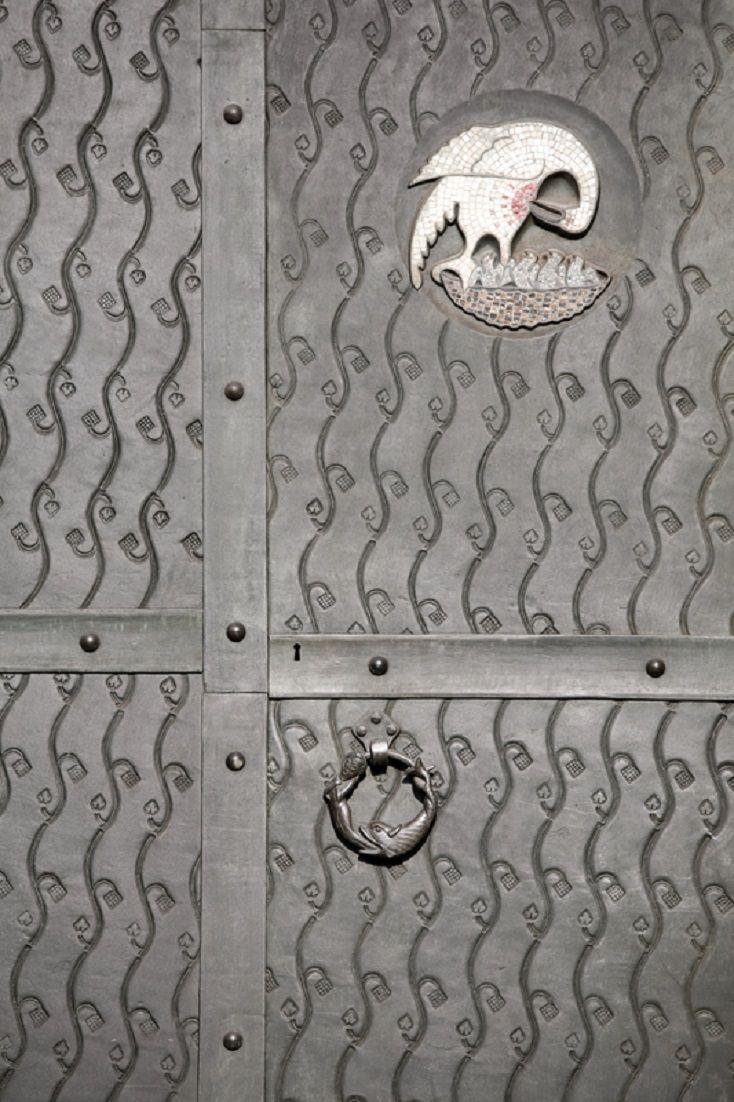 Pin On Door Knock