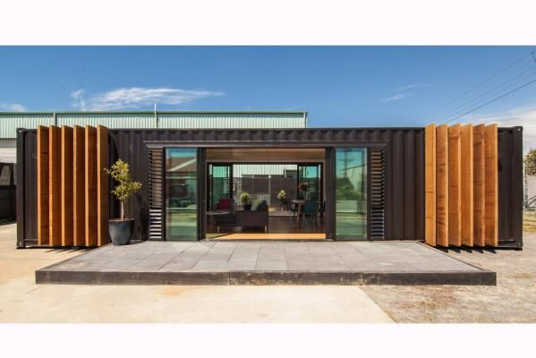 House of the week: York St Container House