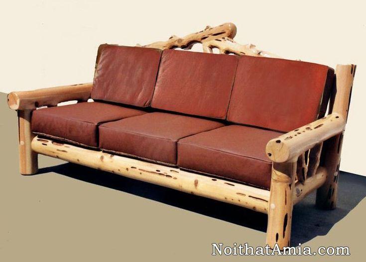 Sofa Gỗ đẹp được Tự Tay Làm Với Loại Tùy Chọn Mexico Stylelodge