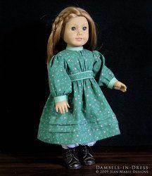 1854 – Kirsten - Damsels-in-Dress