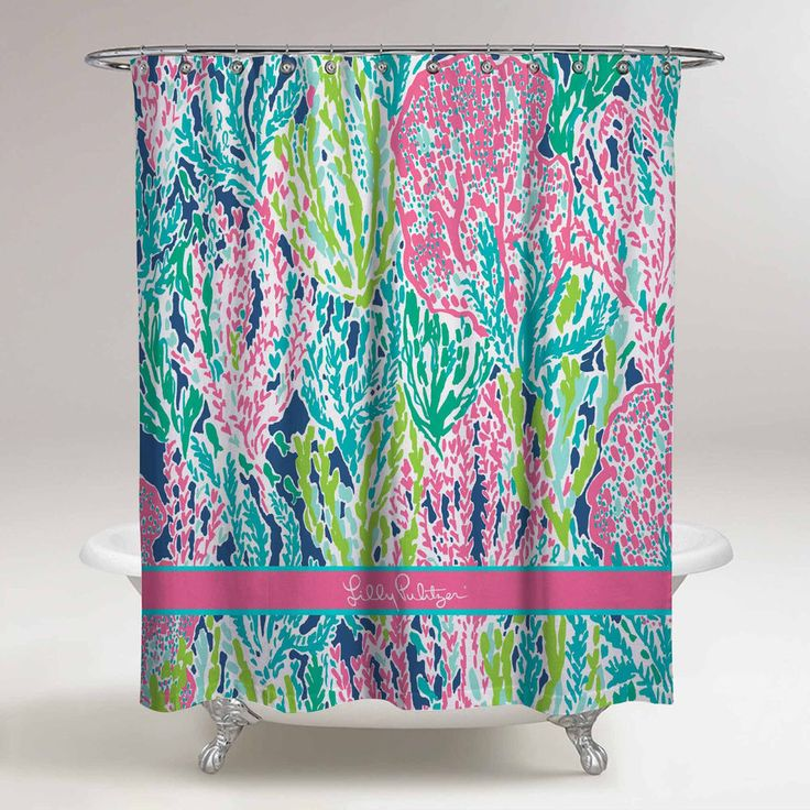 """New Lilly Pulitzer Ocean Coral Pattern Roses Custom Shower Curtain 60"""" x 72"""" #Unbranded #ArtsCraftsMissionStyle  #lillypulitzer #shower #curtain #showercurtain #bath #rings #hooks #popular #gift #best #new #hot #quality #rare #limitededition #cheap #rich #bestseller #top #popular #sale #fashion #luxe #love #trending #girl #showercurtain #shower #chanel #highquality #waterproof"""