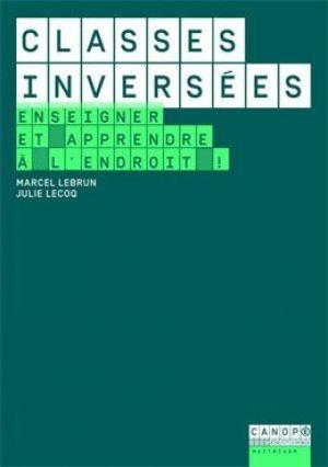 Classes inversées aux Editions Canopé