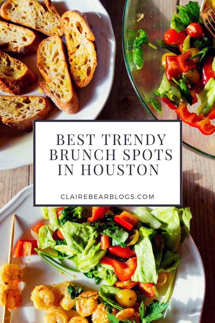 Best Trendy Brunch Spots In Houston | Where To Brunch In Houston | Brunch In Houston Texas | Houston Food Blogger | ClairebearBlogs | Best Houston Brunches | Hottest Houston Brunch Spots