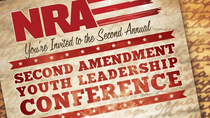 The NRA-ILA Grassroots Division will be hosting the Second Amendment Youth Leadership Conference during NRA's Annual Meetings and Exhibits in Louisville, Kentucky!NRA-ILA's Annual Youth Leadership Conference is designed for current college students and recent graduates who are looking to take an active role on their campus and in their community to defend and promote the Second Amendment.