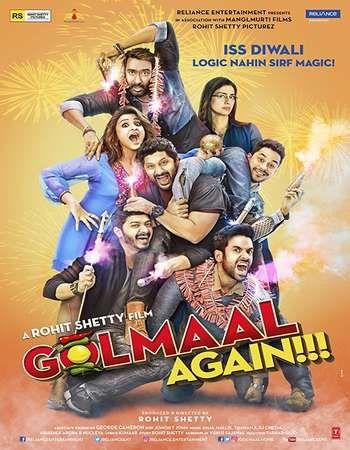 Golmaal Again 2017 Full Hindi Movie Dvdrip Free Download Hd