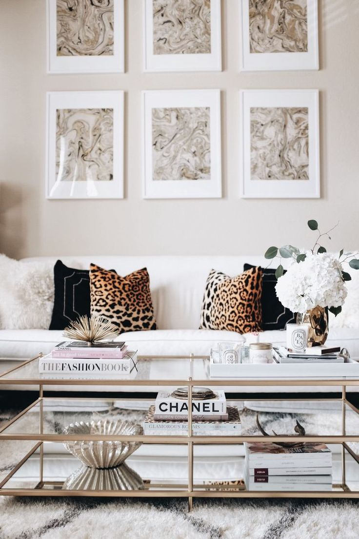 How To Style A Coffee Table (The Teacher Diva) Part 76