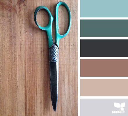 vintage tones - voor meer #kleur #inspiratie kijk ook eens op http://www.wonenonline.nl/interieur-inrichten/kleuren-trends/