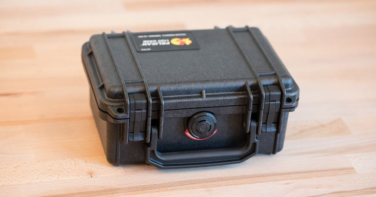 Gear Check: Pelican 1120 Review - The $25 Pelican Case -