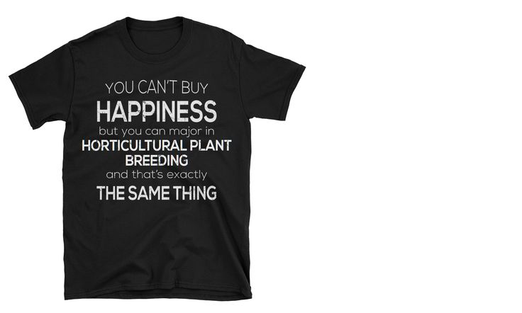 Funny Horticultural Plant Breeding T-Shirt