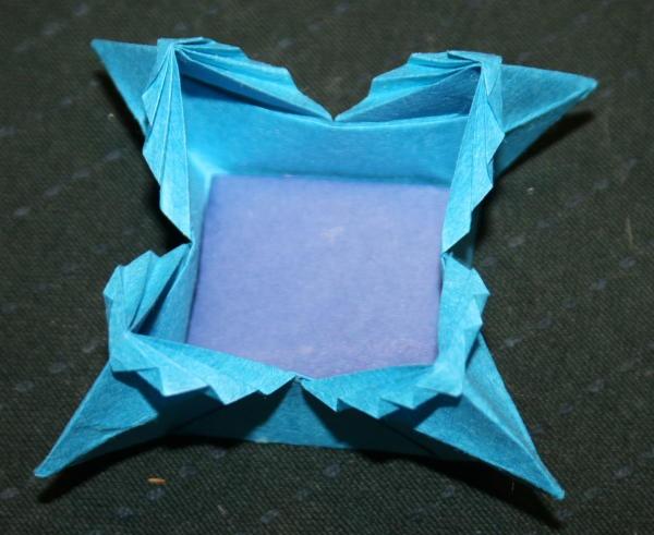 scatola origami senza coperchio32