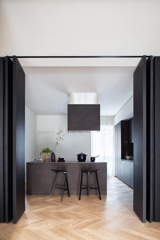 Black Box Picture Gallery Kuche In 2019 Kitchen Interior