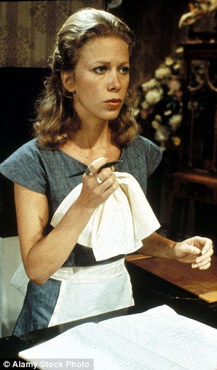 Connie Booth played Polly Sherman in the popular series but hasn't appeared on our screens for 15 years