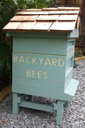 Decorative Bee Hives For Sale