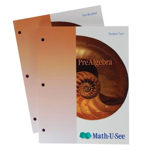 Math table of contents book