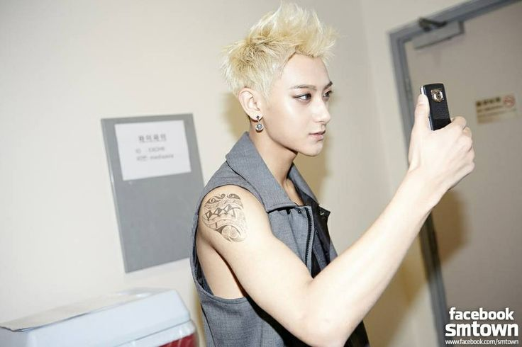 Tao exo and tattoos and body art on pinterest