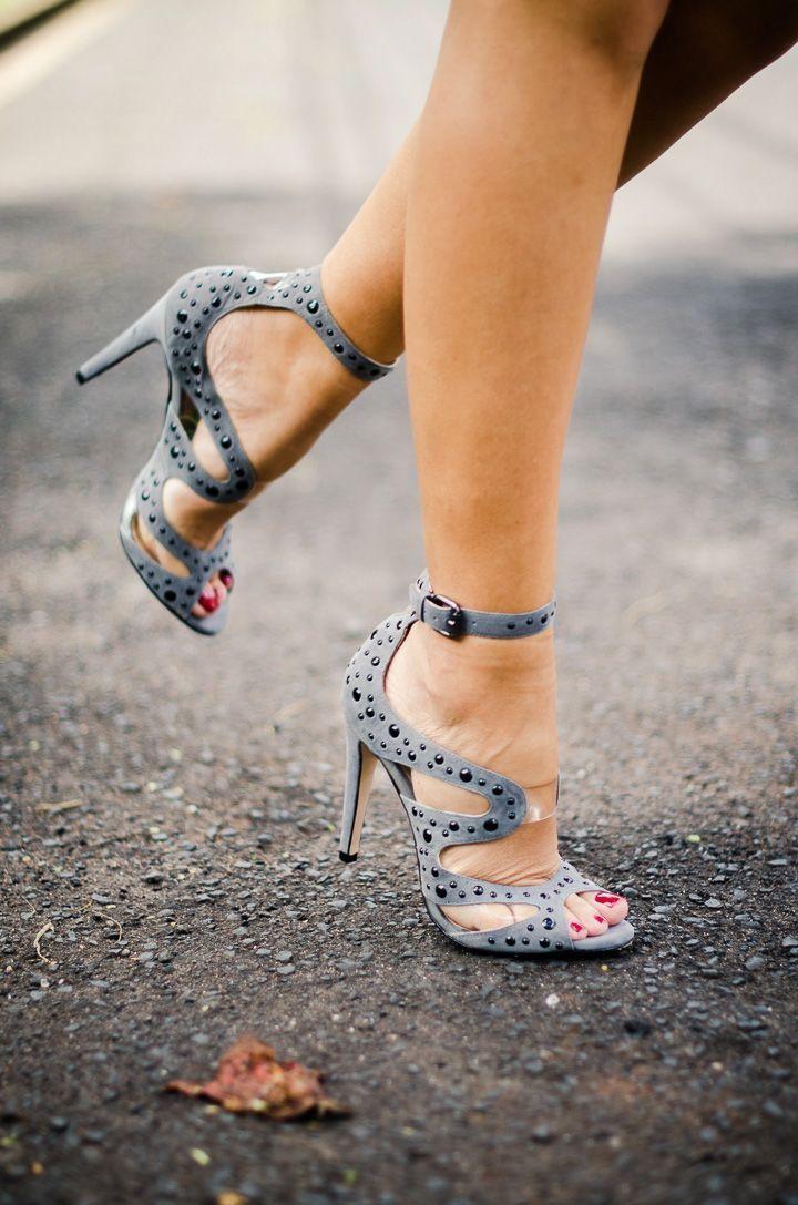 手机壳定制jordan release dates philippines Gorgeous Grey   Mood Setting High Heels Because Life Is Too Short To Wear Flats  Style Estate
