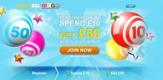 William Hill Bingo Review – 500% Sign Up Offer