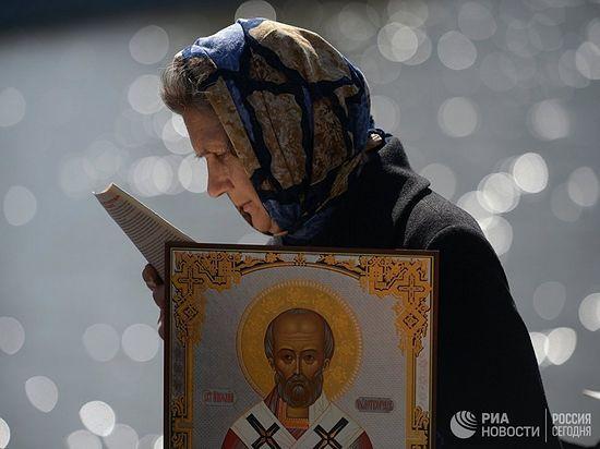 Святейший Патриарх Кирилл: Паломники, отстоявшие очередь к мощам святителя Николая, получат особый молитвенный опыт / Православие.Ru