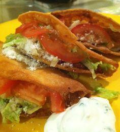 tacos de papa Tacos Dorados de Papa Recipe