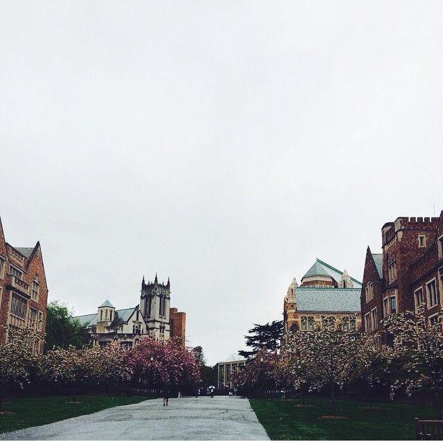 University of Washington, Seattle I'll see you this fall