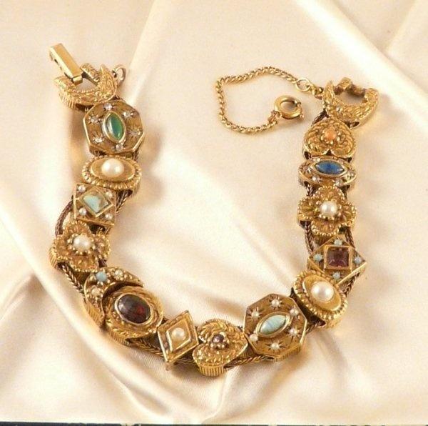 Vintage Slide Bracelets 22