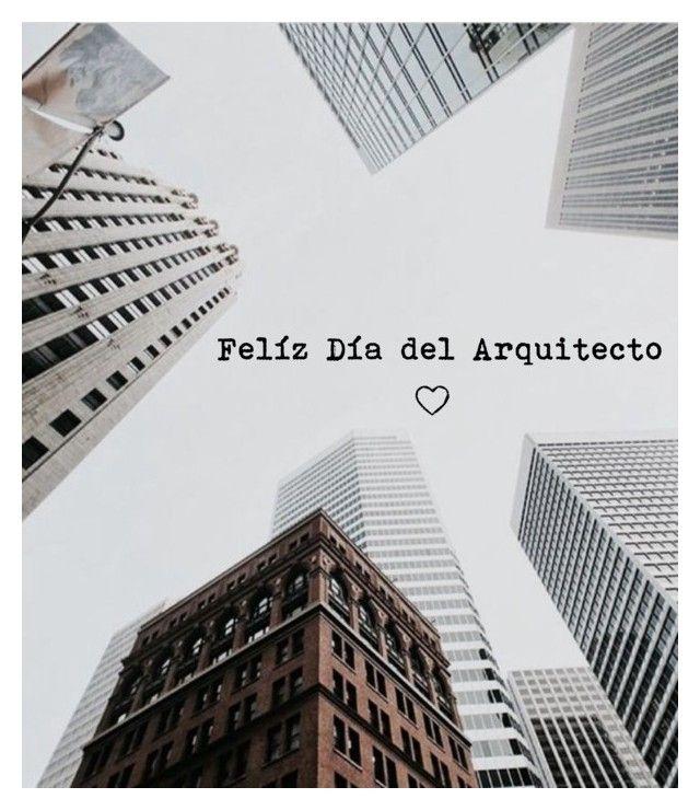"""feliz dia del arquitecto"" by naturaldesignnj on Polyvore featuring interior, interiors, interior design, home, home decor and interior decorating"