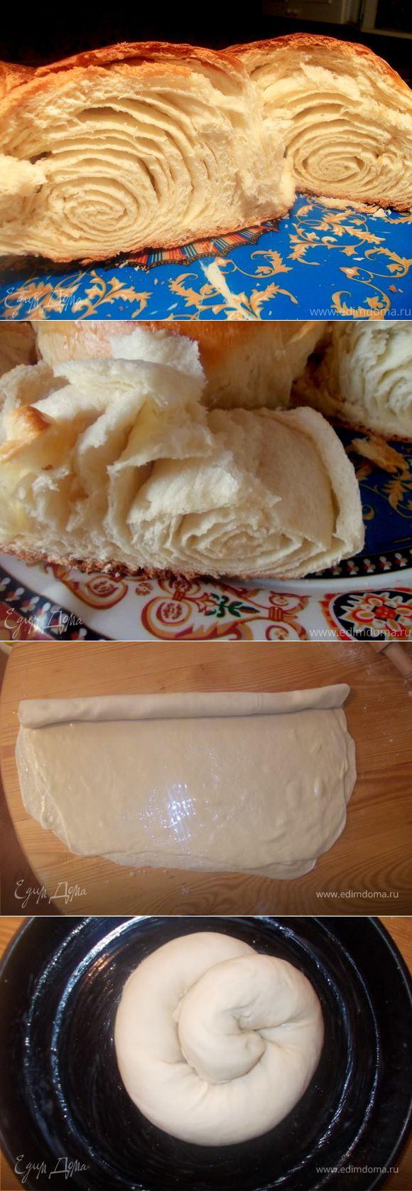 Пирог 'Флуто' | Официальный сайт кулинарных рецептов Юлии Высоцкой
