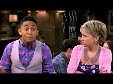 """""""Uh-uh, he lying."""" Tucker Dobbs; Go Brit or Go Home – Baby Daddy S03E09"""