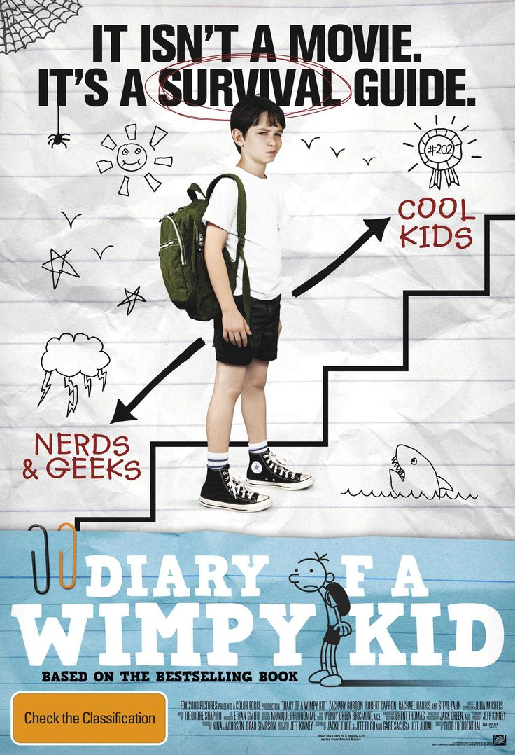 how to make a diary of a wimpy kid costume