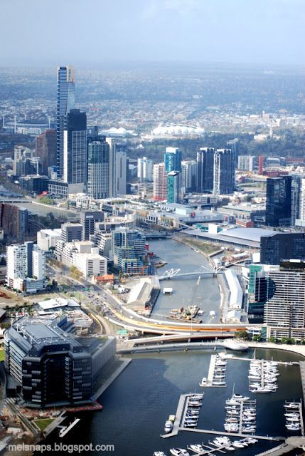 Melbourne Snaps: Our Yarra River