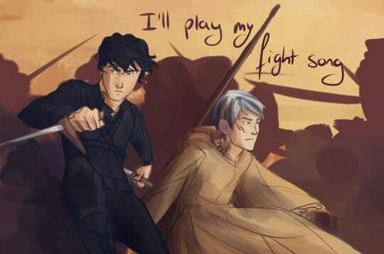 James Carstairs e William Herondale. TID.