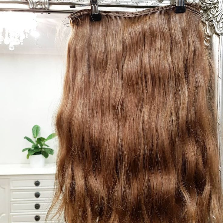 Hand Tied Weft Hair Extensions are made by hand. …