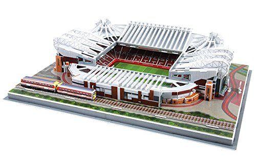 Giochi Preziosi 70002111 3D StadionPuzzle Old Trafford