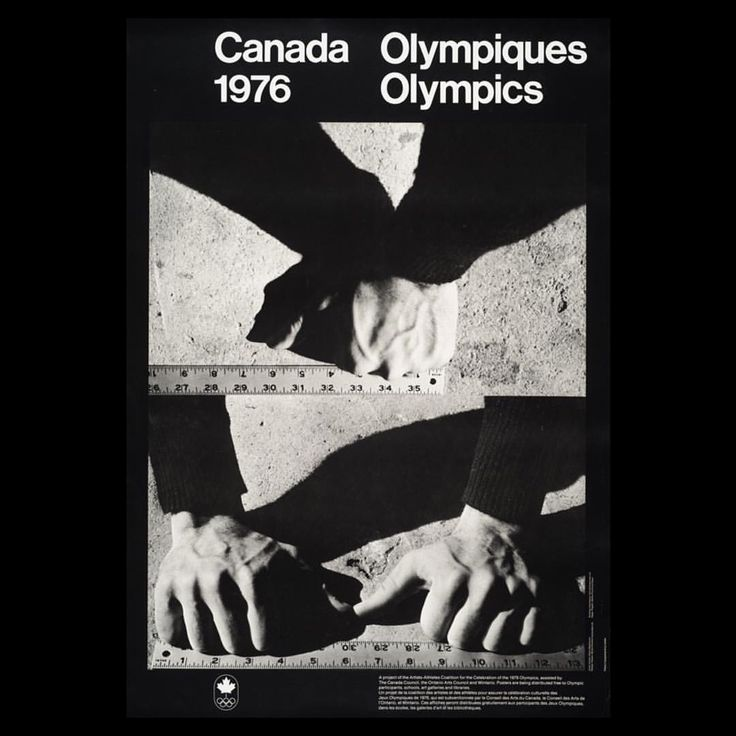 "420 Likes, 7 Comments - @workselected on Instagram: ""Work by Burton Kramer Associates Ltd. Robin MacKenzie, Montreal Olympic Games, 1976"""