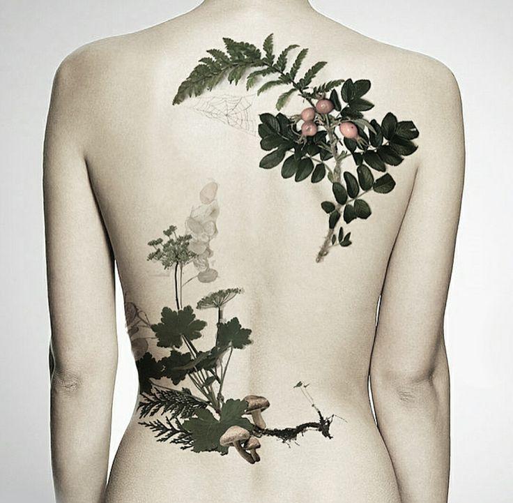 Projet par Esther Garcia/Butterstinker Black Oak Tattoo, Chicago